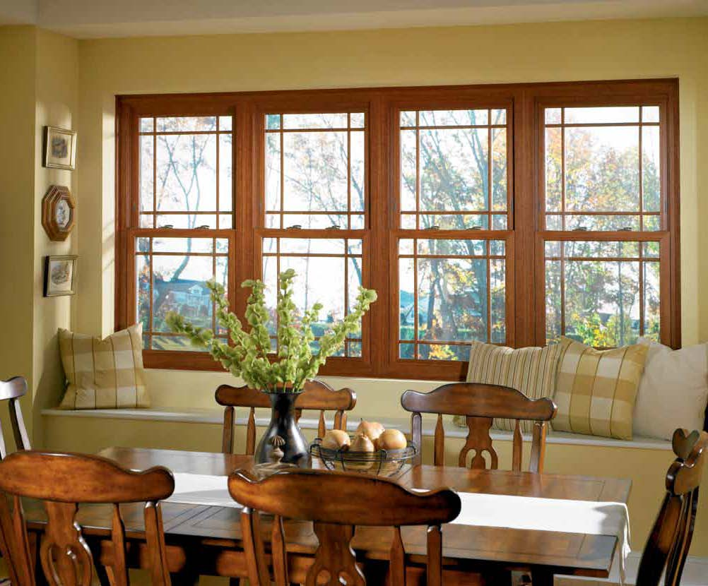 Single Amp Double Hung Windows Knoxville Tn